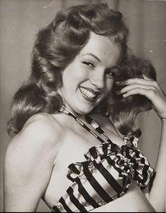 Norma Jeane Baker. (1947)