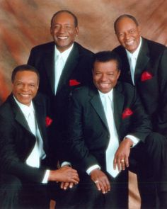 Little Anthony And The Imperials--At Hot August Nights in Reno a few years back.