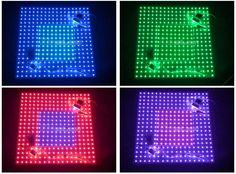 Dimmable led panel lights 600x600,rgb panel light DC12V