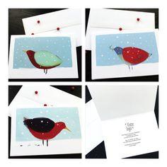 25 cartes des Fêtes personnalisées incluant votre texte et/ou Creations, Etsy, Boutiques, Cards, Shops, Awesome, Greeting Card, Handmade Gifts, Unique Jewelry