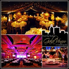 Great blog about how to find the best types of gala venues for your fundraiser and the critical decision points to make along the way to get just the right fit for group size, audience, etc. #gala #Indianapolis #venue #fundraiser #Snappening