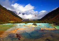 Huanglong, China