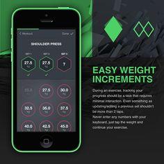 the 8 best workout images on pinterest tracking app web design