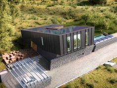 Vivienda ecológica en Noruega | DT Ingeniería