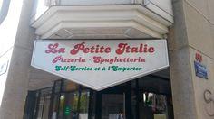 Restaurant La Petite Italie