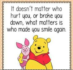 32 trendy quotes winnie the pooh wisdom words Cute Winnie The Pooh, Winnie The Pooh Quotes, Winnie The Pooh Friends, Piglet Quotes, Pooh Bear, Disney Quotes, Princesas Disney, Friendship Quotes, Positive Quotes