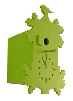 KUCKUCK 5to12  birdhouse by denzzzil on Etsy, €49.00