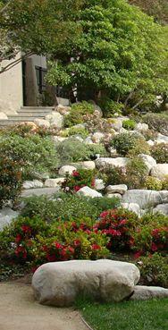James Irvine Japanese Garden, Little Tokyo, Los Angeles