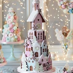 Charming Gingerbread House For Christmas Ideas (30)