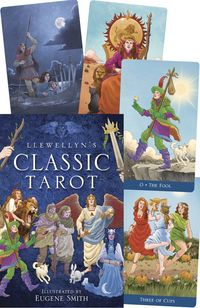 Llewellyn's Classic #Tarot, by Barbara Moore & Eugene Smith
