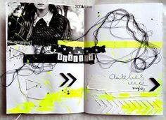 made by Guru ► SODAlicious art journal challenge No45