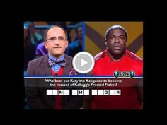 Kali Muscle - Who's Still Standing Game Show
