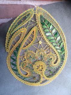 Lace Heart, Lace Jewelry, Lace Making, Bobbin Lace, Lace Detail, Butterfly, Crochet, Flowers, Easter