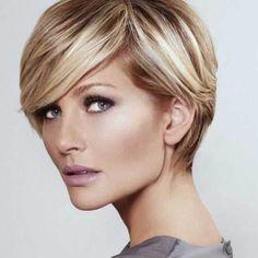 Kurze Haarschnitte für Frauen aller Altersgruppen haben immer in der Art Wussten Sie, dass es gibt immer etwas attraktiv über Frauen mit kurzen Frisuren?