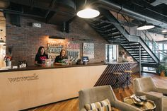 WeWork's first ever coworking campus in Denver