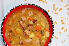 R'n'G Kitchen: Zupa grochowa na wędzonej bazie