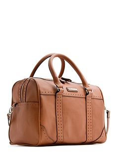 Mango, Bowling handbag -- awesome everyday bag