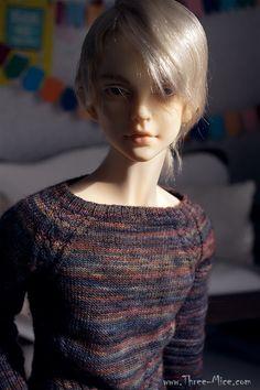 Sweater for Granado Lads SD17 BJD boy