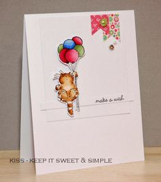 Up, up and away! - KISS - Keep It Sweet and Simple: