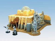 mos eisley buildings - Google Search