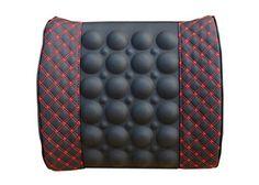 Voiture en simili cuir support lombaire coussin de massag…