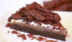 Marquise de chocolate recetas fáciles