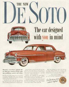 1949 De Soto