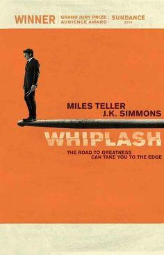 Whiplash Sundance Grand Jury Prize Winner Movie Poster 11x17