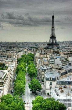 Paris - by maha