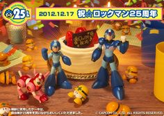 Happy Birthday Megaman :')