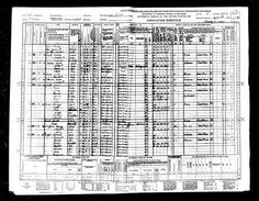 Jerry Cooper English discovered in 1940 U.S. Federal Census