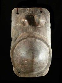 Mask belly Gelede - Yoruba - Nigeria / Benin