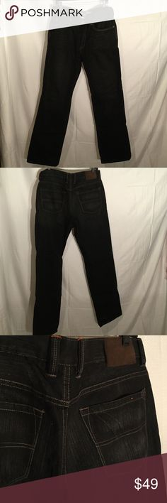 Indigo palms blue straight jeans 36 never worn Men's indigo palms very deep uniform blue jeans in straight leg size 36 . Never worn and in brand new condition indigo palm by tommy bahama Jeans Straight
