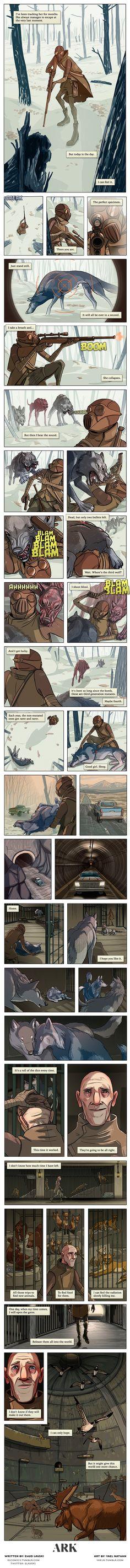 My Favorite Short Graphic Novel. - Imgur