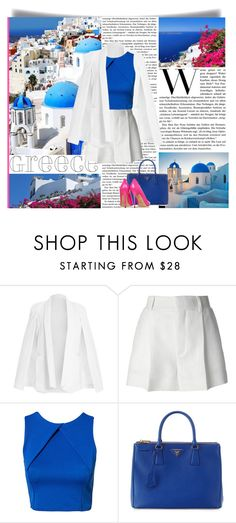 """<3"" by maddie-ashley-kentin ❤ liked on Polyvore featuring Chloé, Prada, Jimmy Choo, women's clothing, women, female, woman, misses and juniors"