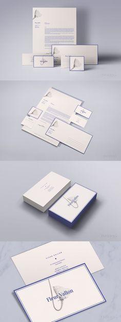 Elegant Stationery Beauty & Fashion