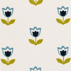 Clarke Clarke Tulipa Fabric Embroidery Product Code F0655 04 Collections Kashmir Composition 55 Linen 45 Rayon Width 127 cms 50 Pattern Repeat