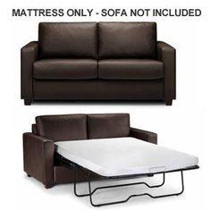 Lifetime Sleep Products Premium Memory Foam Sofa Mattress (Twin) |