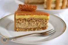 Praliné Paradicsom: Milotai mézes diótorta - az ország tortája 2013-ban Tiramisu, Banana Bread, Cake, Ethnic Recipes, Desserts, Dios, Caramel, Tailgate Desserts, Deserts