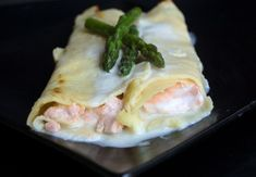 Pandemic fatigue? Perk up your food scene with wild caught smoked Alaskan Sockeye Salmon, wrapped in a crepe with a dollop of sour cream & some chives. Serve with fresh asparagus. Great for brunch or anytime!