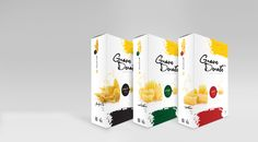 Grano Dorato on Packaging of the World - Creative Package Design Gallery