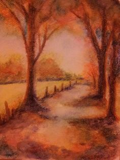 Art-water soluable crayons