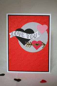 Melrose Paper Deisngs Cupid Love You Valentine's Day Card Cupid Love, Anniversary Ideas, Paper Design, Envelope, Valentines Day, Love You, Cards, Birthday Ideas, Valentine's Day Diy