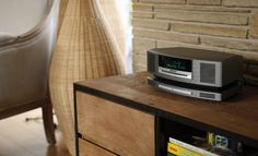 Bose SoundTouch is perfect for hosting guests. The best sound in the game.