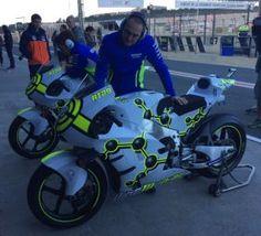 MotoGP: Suzuki retira Andrea Iannone dos testes de Jerez