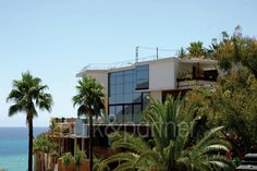 Modern luxury villa in first line for sale in Altéa Campomanes - ID 5500050 - Real estate is our passion... www.bulk-partner.com