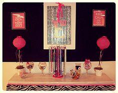 fashion show birthday party Fashion Show Themes, Fashion Show Party, Fashion Models, Spa Birthday Parties, Birthday Favors, Birthday Ideas, I Party, Party Time, Party Ideas