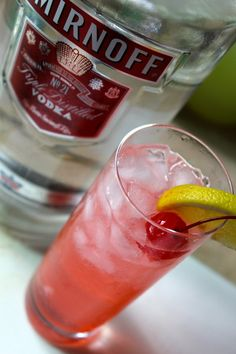 This delightful twist on a classic cocktail makes a great change up for any party or gathering you may be having. Slightly sweeter than the ordinary Vodka Collins, the Cherry Collins ads not only ...