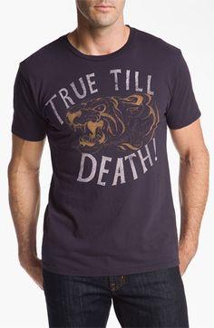 jon contino  CXXVI 'True 'Till Death' T-Shirt | Nordstrom