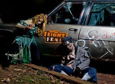Six Flags Great Adventure's Fright Fest features family-friendly Thrills by Day and a zombie-filled Fright by Night begins Sept. 19, 2015